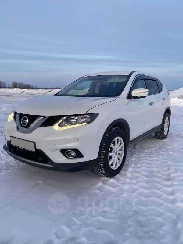 Nissan X-Trail, 2017 год, 1 390 000 руб.