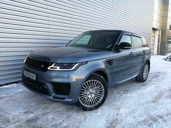 Land Rover Range Rover Sport, 2018 год, 5 480 000 руб.