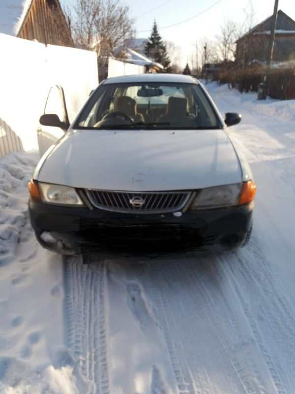 Nissan AD, 2003 год, 175 000 руб.