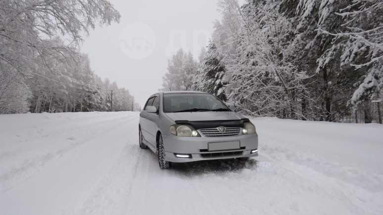 Toyota Allex, 2002 год, 355 000 руб.