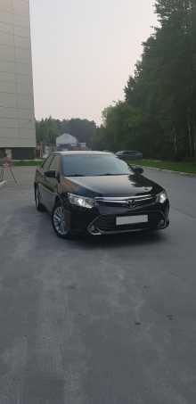 Новосибирск Camry 2015