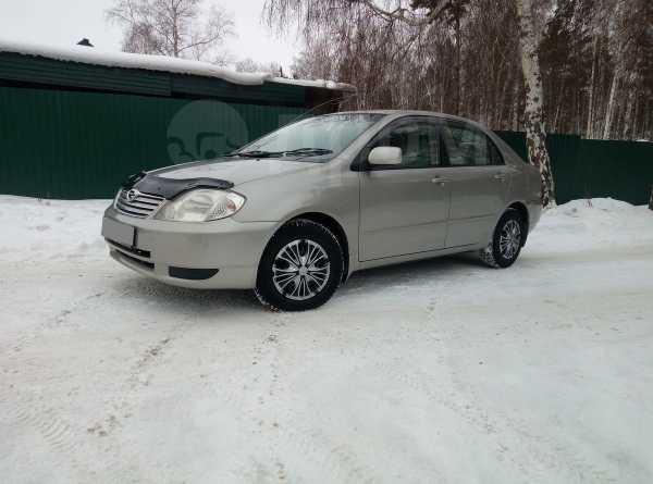 Toyota Corolla, 2004 год, 475 000 руб.