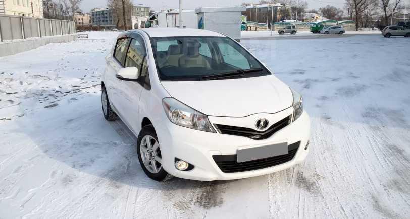 Toyota Vitz, 2011 год, 375 000 руб.