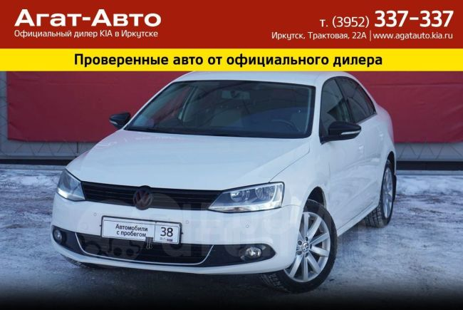 Volkswagen Jetta, 2013 год, 490 000 руб.