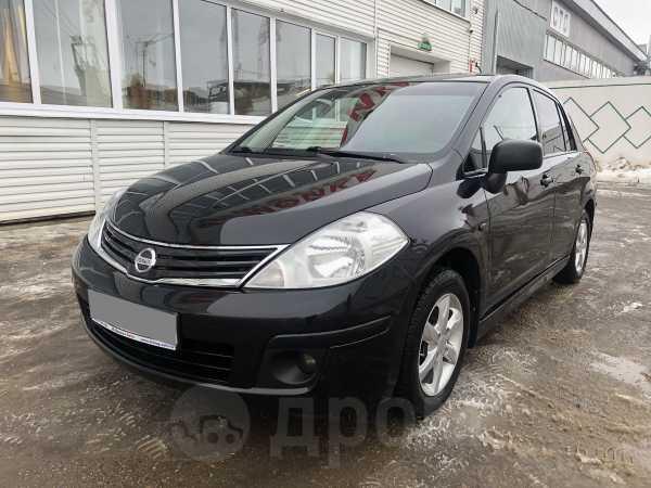 Nissan Tiida, 2012 год, 369 000 руб.