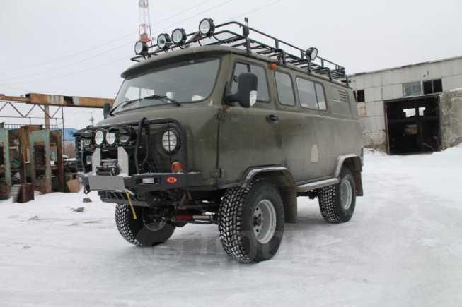 УАЗ Буханка, 2007 год, 850 000 руб.