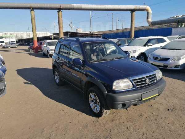 Suzuki Grand Vitara, 2002 год, 289 900 руб.