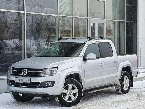 Volkswagen Amarok, 2013 год, 1 129 000 руб.