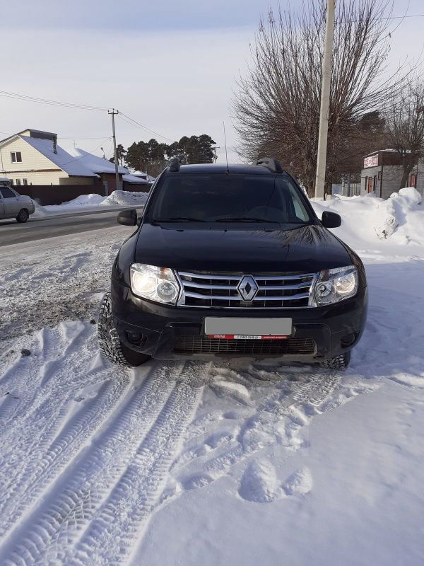 Renault Duster, 2013 год, 440 000 руб.