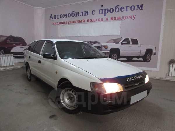Toyota Caldina, 1998 год, 225 000 руб.