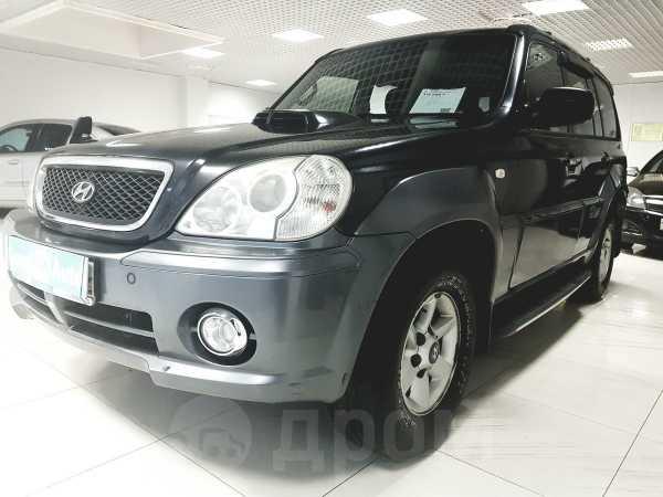 Hyundai Terracan, 2002 год, 419 000 руб.