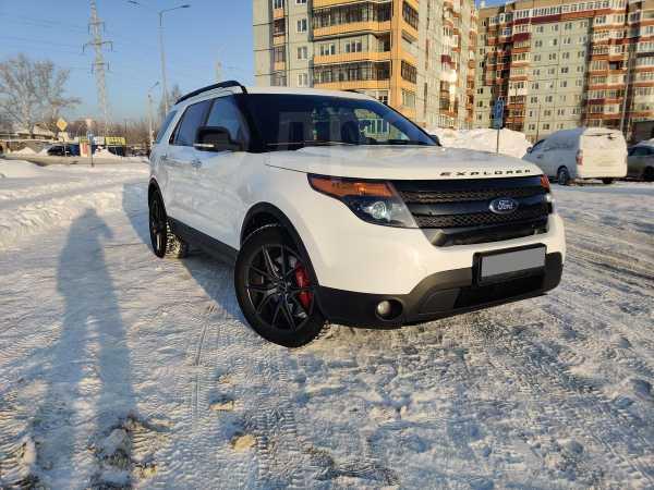 Ford Explorer, 2015 год, 1 630 000 руб.