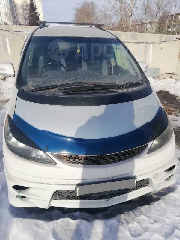 Toyota Estima, 2001 год, 380 000 руб.