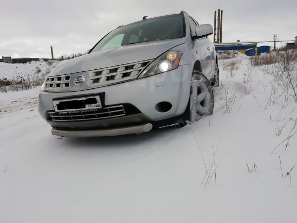 Nissan Murano, 2006 год, 399 000 руб.