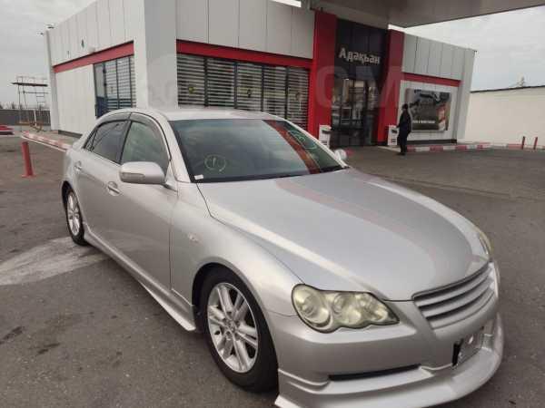 Toyota Mark X, 2005 год, 255 000 руб.