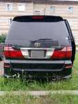Toyota Alphard, 2007 год, 540 000 руб.