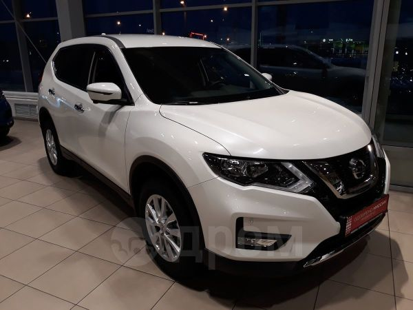 Nissan X-Trail, 2018 год, 1 800 000 руб.