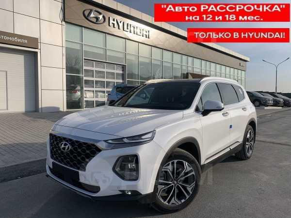 Hyundai Santa Fe, 2019 год, 3 039 000 руб.