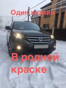 Барнаул Honda CR-V 2014