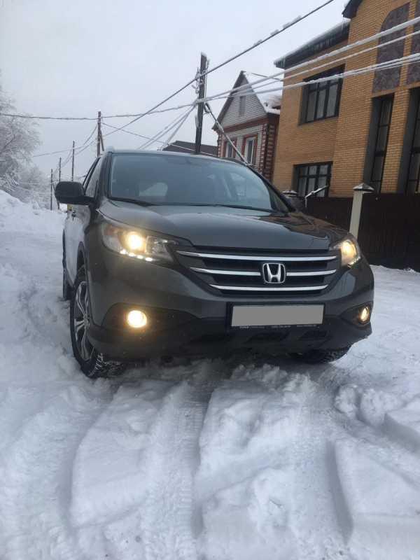 Honda CR-V, 2014 год, 1 410 000 руб.
