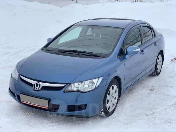 Honda Civic, 2008 год, 440 000 руб.