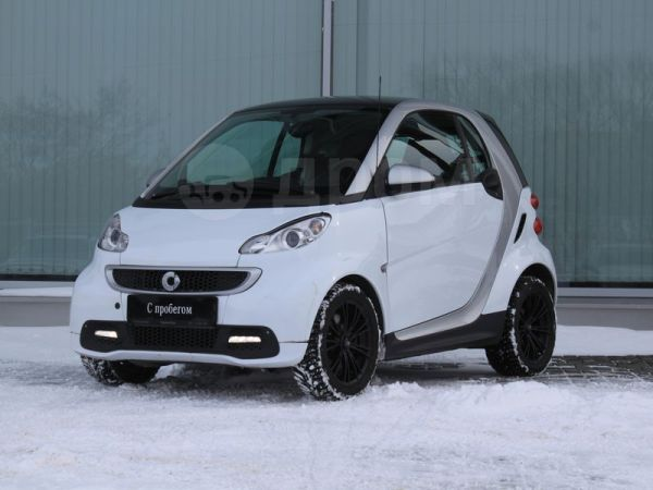 Smart Fortwo, 2015 год, 375 000 руб.