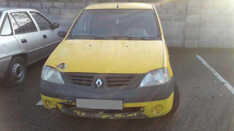 Renault Logan, 2008 год, 45 000 руб.