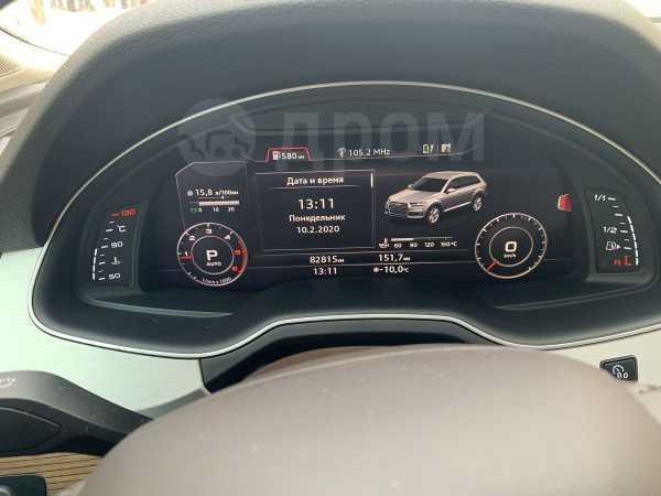 Audi Q7, 2016 год, 3 080 000 руб.