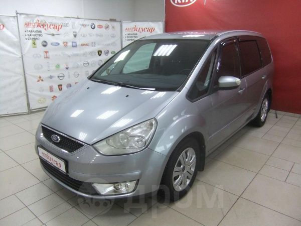 Ford Galaxy, 2007 год, 498 000 руб.