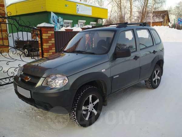 Chevrolet Niva, 2013 год, 430 000 руб.