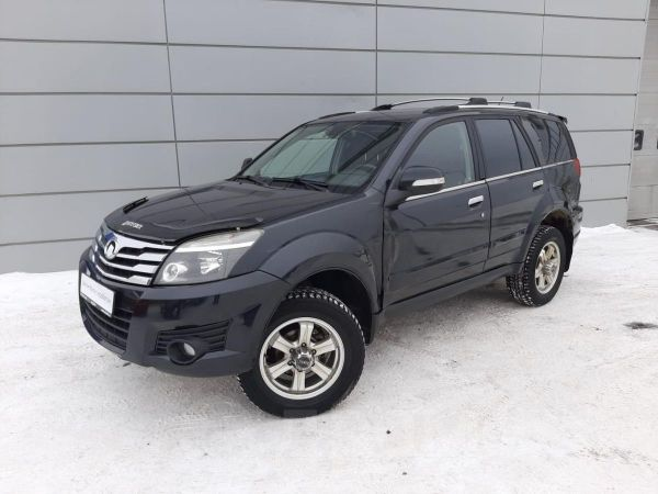 Great Wall Hover H3, 2013 год, 513 970 руб.