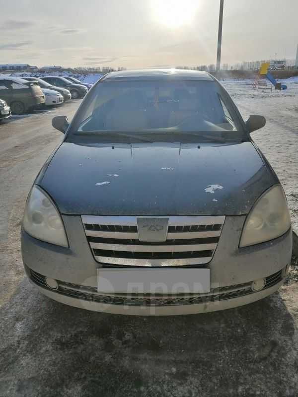 Chery Fora A21, 2007 год, 120 000 руб.
