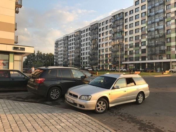 Subaru Legacy, 2000 год, 190 000 руб.