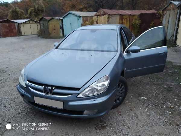 Peugeot 607, 2001 год, 175 000 руб.