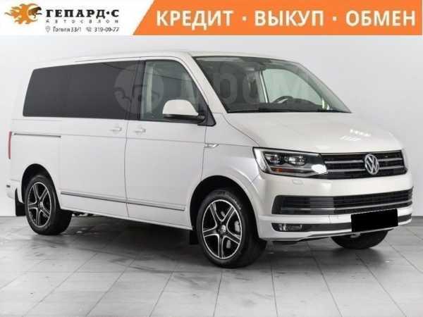 Volkswagen Caravelle, 2016 год, 1 990 000 руб.
