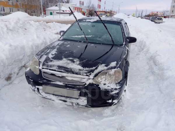 Honda Civic, 2000 год, 80 000 руб.