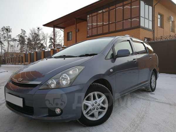 Toyota Wish, 2004 год, 420 000 руб.