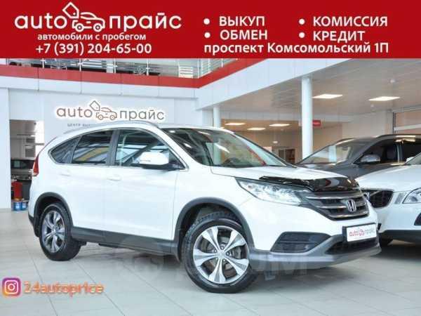 Honda CR-V, 2012 год, 1 220 000 руб.