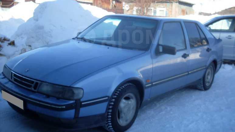 Saab 9000, 1995 год, 115 000 руб.