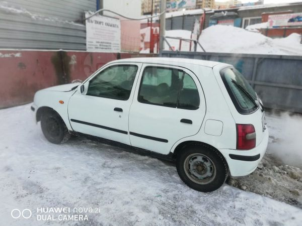 Nissan March, 1998 год, 86 000 руб.