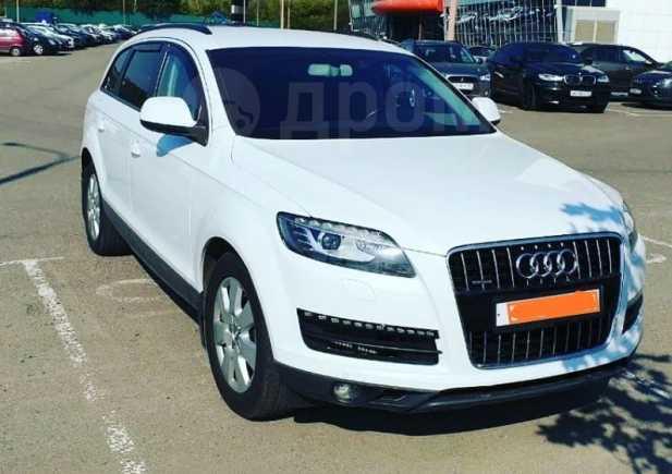 Audi Q7, 2014 год, 1 790 000 руб.