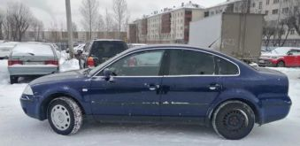 Казань Passat 2003