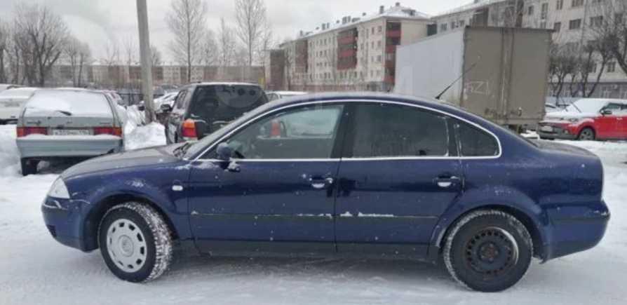 Volkswagen Passat, 2003 год, 227 000 руб.