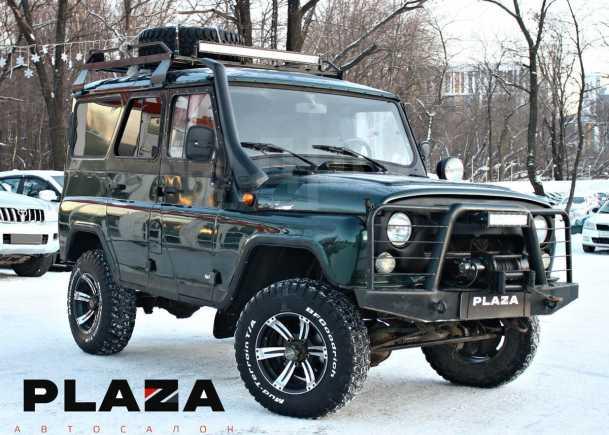 УАЗ Хантер, 2007 год, 399 000 руб.
