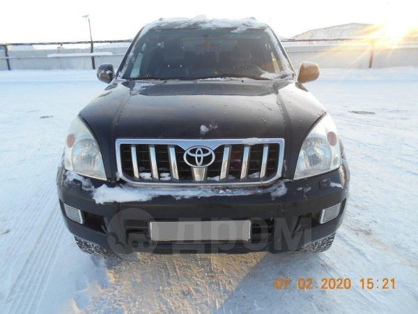 Toyota Land Cruiser Prado, 2004 год, 700 000 руб.