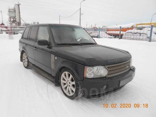 Land Rover Range Rover, 2007 год, 550 000 руб.