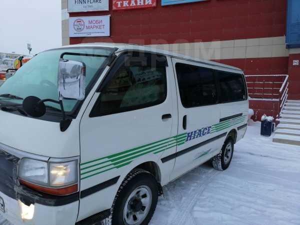 Toyota Hiace, 2002 год, 440 000 руб.