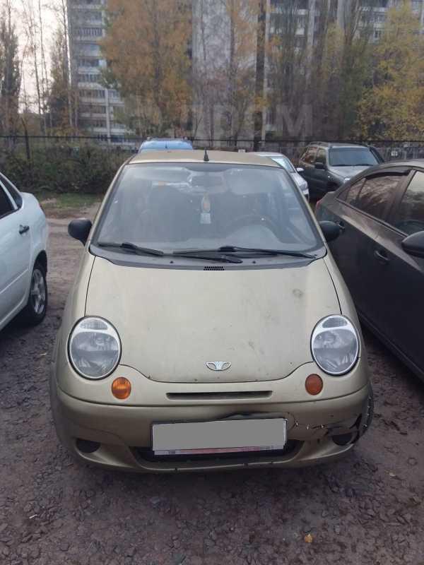 Daewoo Matiz, 2011 год, 59 500 руб.