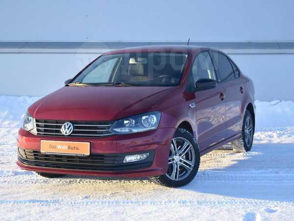 Volkswagen Polo, 2017 год, 693 000 руб.