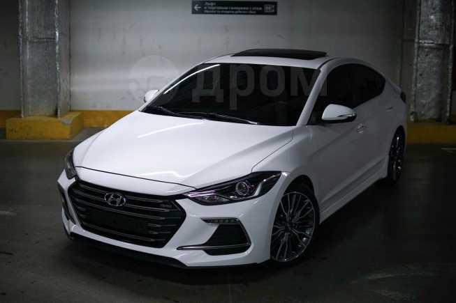 Hyundai Elantra, 2016 год, 1 470 000 руб.